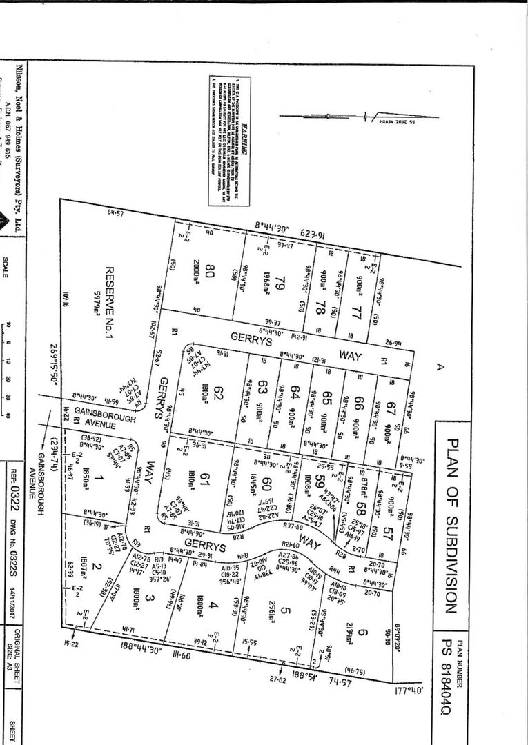 Lot 79 Gerrys Way, Lang Lang VIC 3984, Image 1