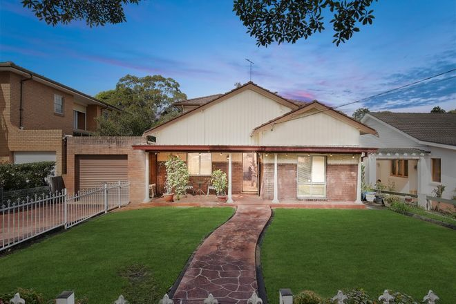 Picture of 20 Gelling Avenue, STRATHFIELD NSW 2135