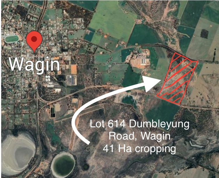 Lot 614 Dumbleyung  Road, Wagin WA 6315, Image 1