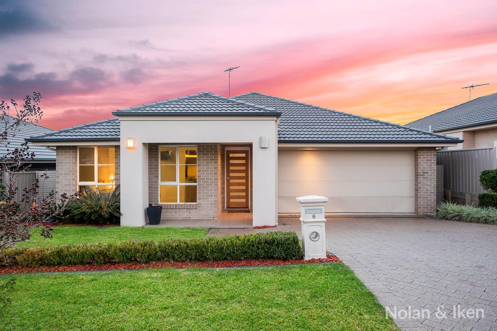 6 Hume Street, Kellyville Ridge NSW 2155, Image 0