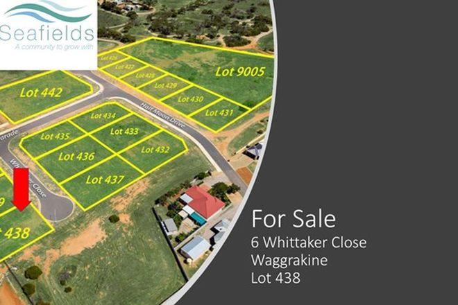 Picture of 6 Whittaker Close, WAGGRAKINE WA 6530
