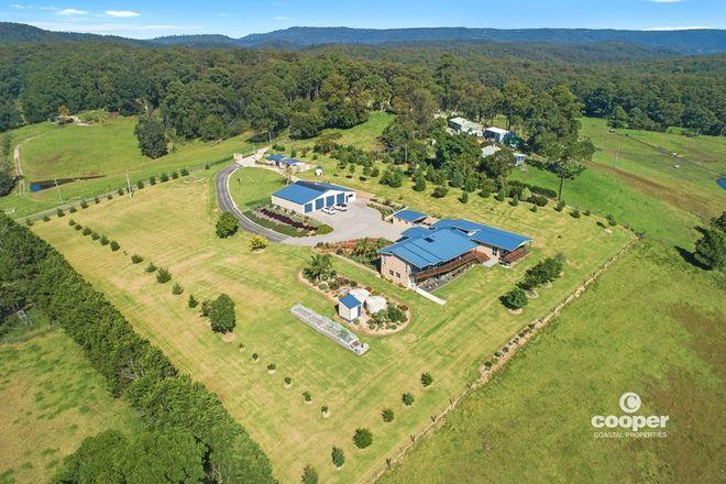 Picture of Martins Ridge Road, CONJOLA NSW 2539