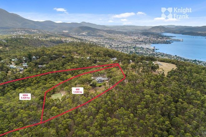 Picture of 688A Nelson Road, MOUNT NELSON TAS 7007