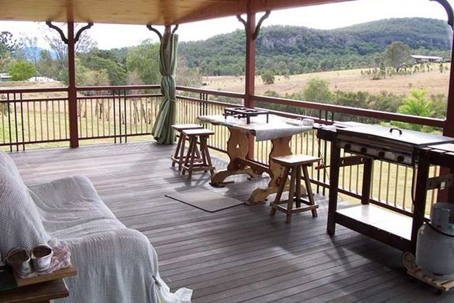 Picture of 1831 Boonah-Rathdowney Road, COOCHIN QLD 4310