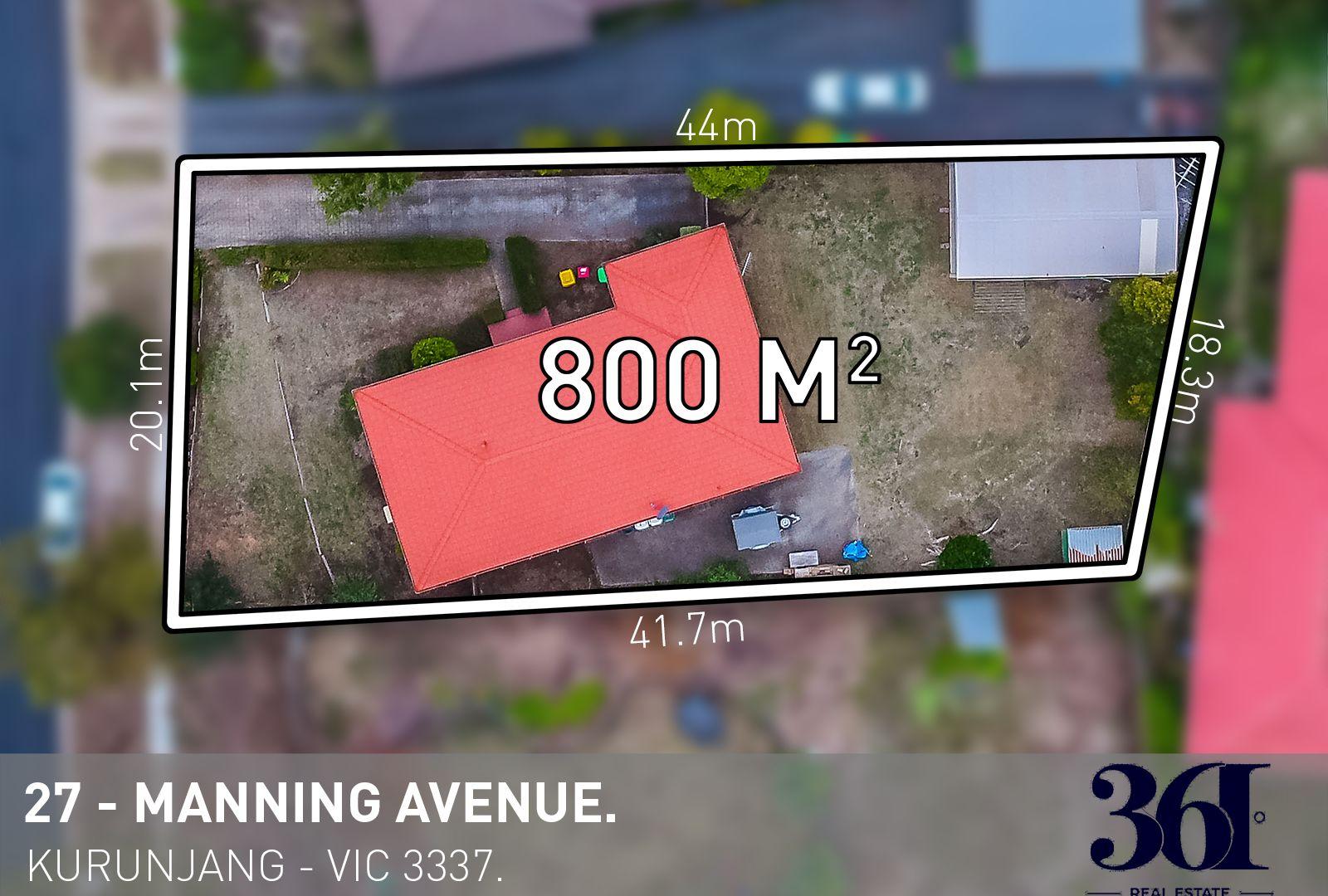 27 Manning Avenue, Kurunjang VIC 3337, Image 2