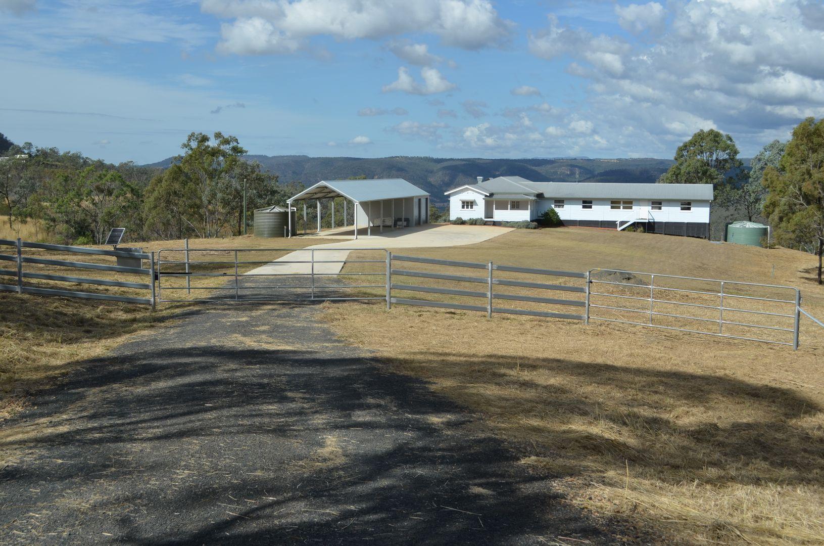 18 Silver Pinch Road, Silver Ridge QLD 4352, Image 0