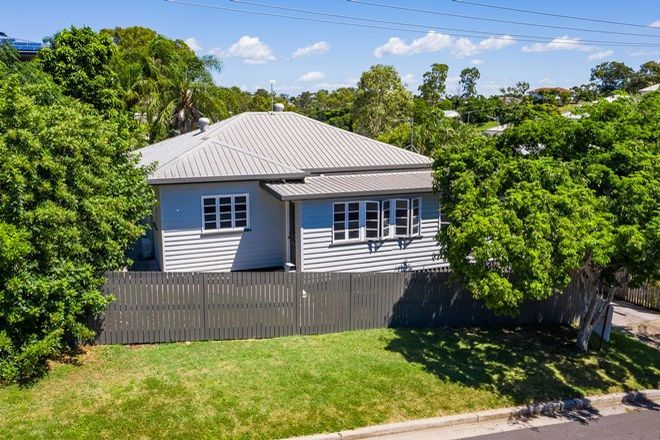 Picture of 23 Amelia Street, WEST GLADSTONE QLD 4680