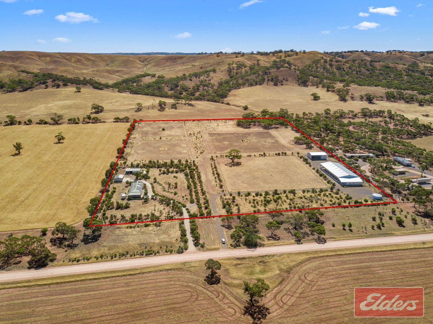 81 STOCK ROUTE ROAD (via Point Pass), Eudunda SA 5374, Image 0