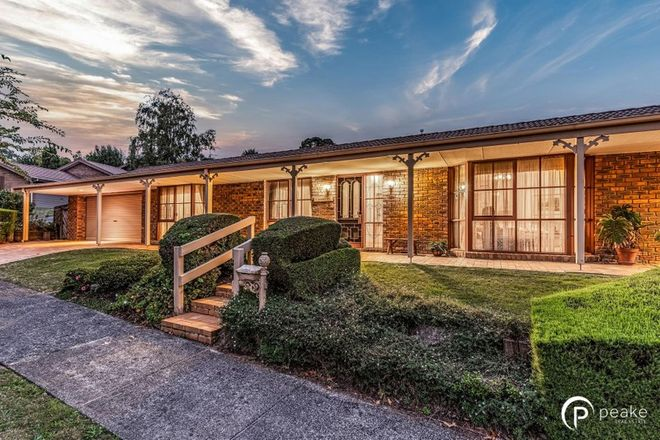 Picture of 1 Kerry Close, BERWICK VIC 3806