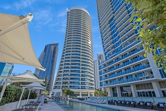 Picture of 11105/3113 Surfers Paradise Blvd, SURFERS PARADISE QLD 4217