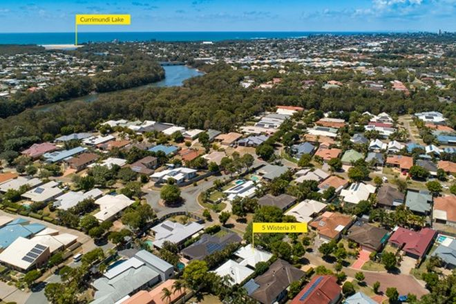Picture of 5 Wisteria Place, CURRIMUNDI QLD 4551