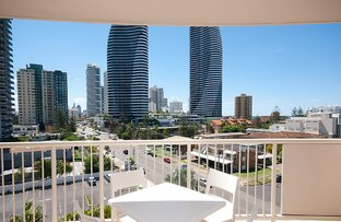 Picture of 611/42 Surf Parade, Broadbeach QLD 4218