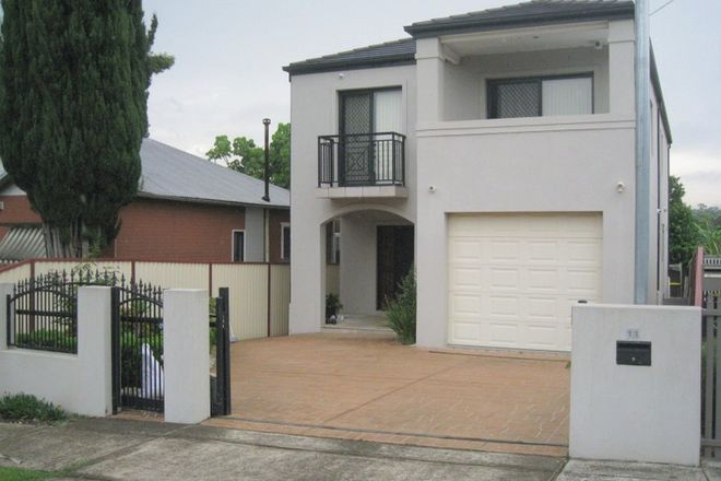 Picture of 11 THIRD AVENUE, BERALA NSW 2141