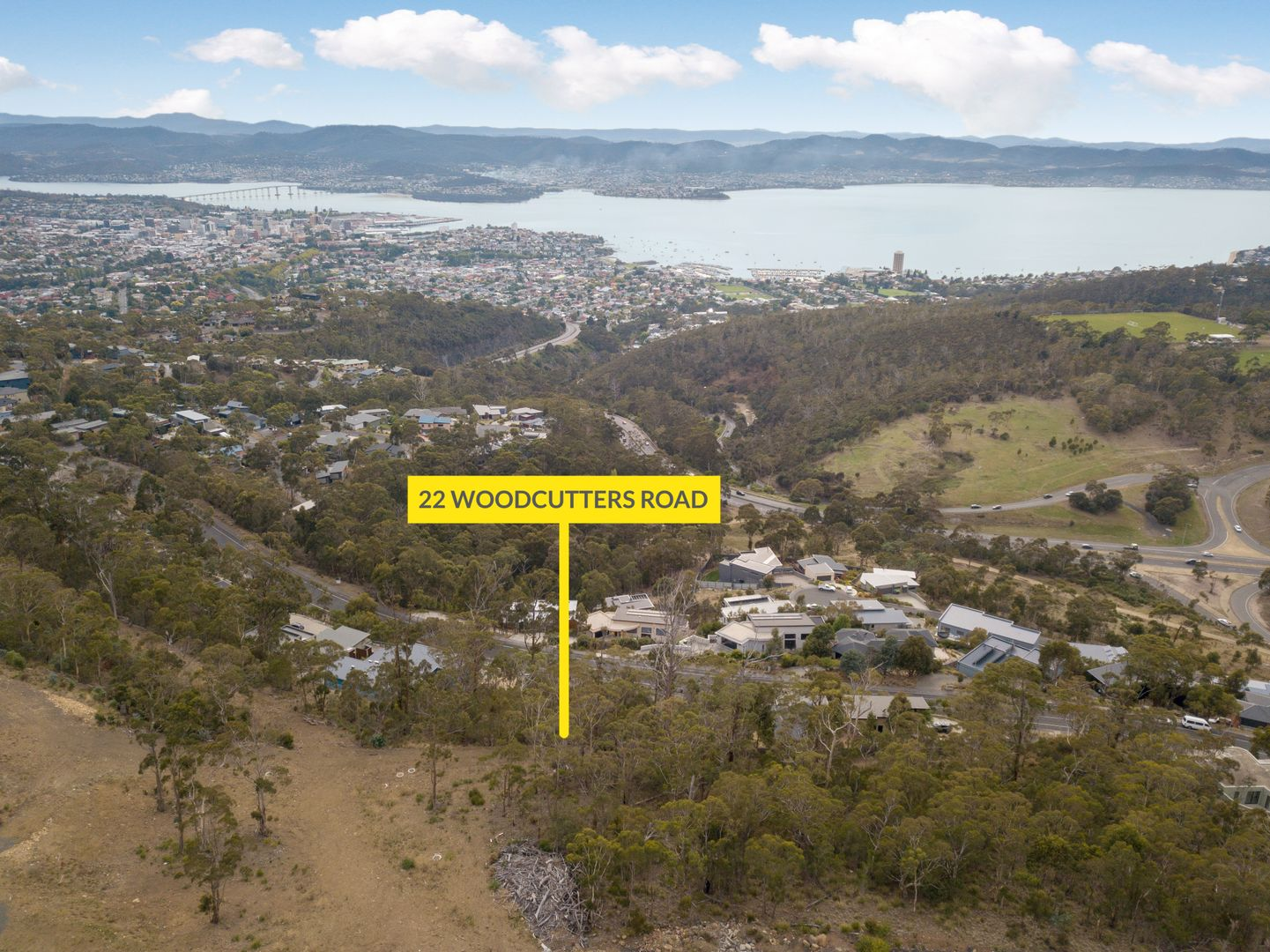 22 Woodcutters Road, Tolmans Hill TAS 7007, Image 0