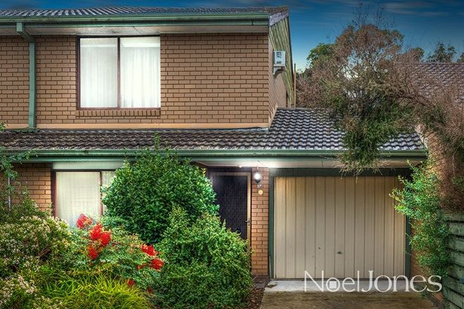 Picture of 37/56-60 Hamilton Road, BAYSWATER NORTH VIC 3153