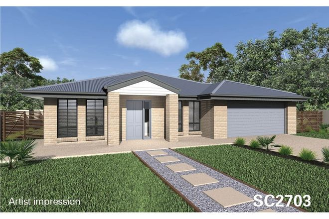 Picture of Lot 54 Phipps Drive, MERINGANDAN WEST QLD 4352
