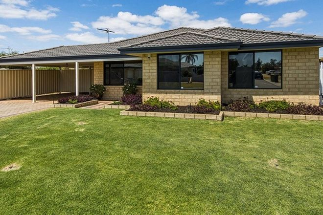 Picture of 40 Firefalls Close, HUNTINGDALE WA 6110