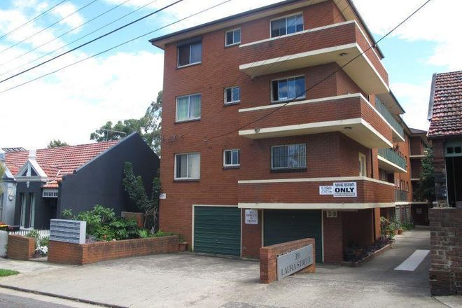 Picture of 8/39 Laura Street, NEWTOWN NSW 2042