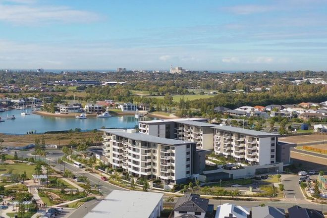 Picture of 1104/39 Lakeview Promenade, NEWPORT QLD 4020