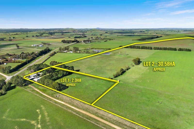 Option 2-1073 Coghills Creek Rd, Coghills Creek VIC 3364, Image 2