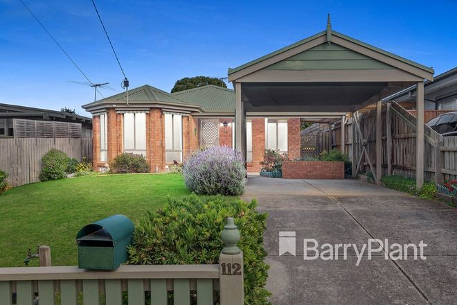 Picture of 112 Eighth Avenue, ROSEBUD VIC 3939