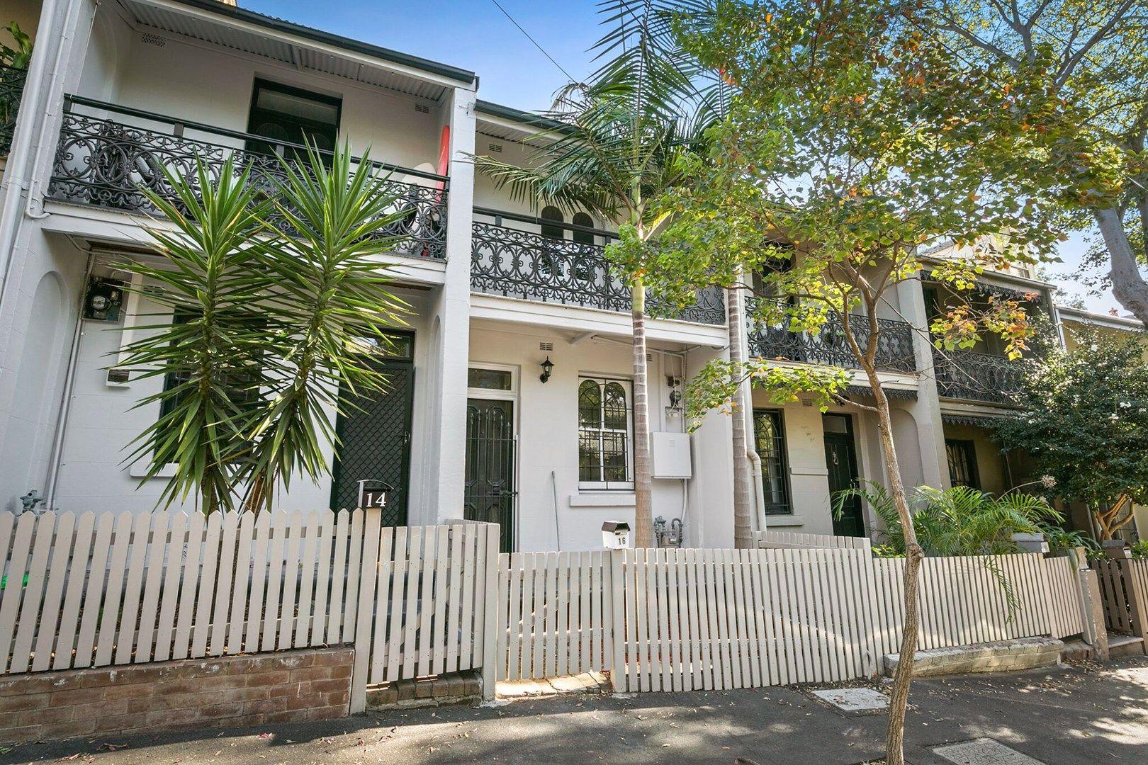 16 Gottenham  Street, Glebe NSW 2037, Image 0