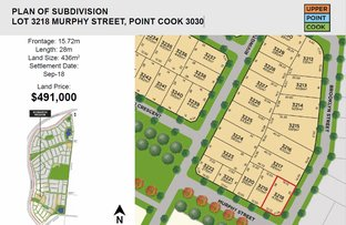 Picture of Lot/3218 MURPHY Street, Point Cook VIC 3030