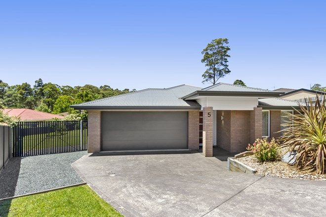 Picture of 5 Giles Place, SUNSHINE BAY NSW 2536