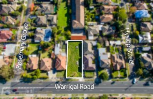 Picture of 272 Warrigal Road, Glen Iris VIC 3146