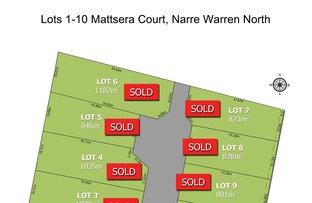 Picture of Lot 4 Mattsera Court, Narre Warren North VIC 3804