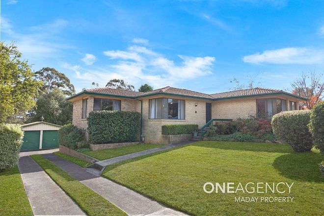 Picture of 6 Wandevan Place, MITTAGONG NSW 2575