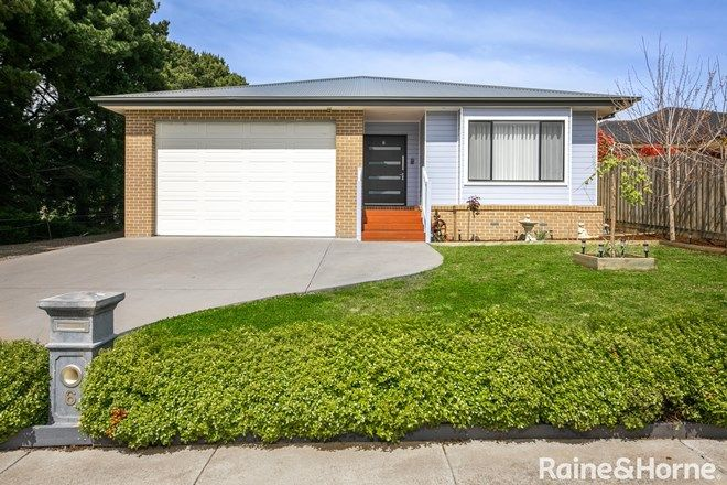 Picture of 6 Rothschild Road, GISBORNE VIC 3437