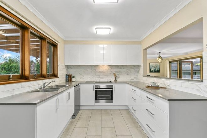 Picture of 3 Simon Place, HORNSBY HEIGHTS NSW 2077
