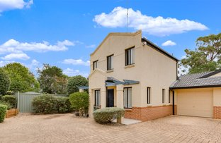 Picture of 5/9 Fourth Avenue, Macquarie Fields NSW 2564
