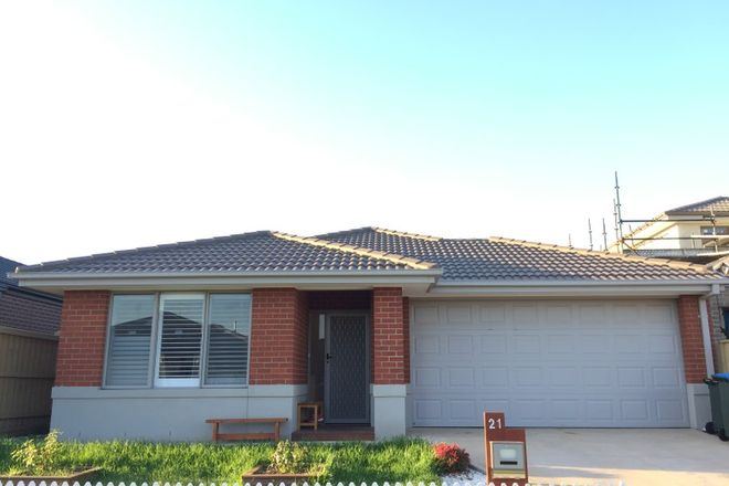 Picture of 21 Yarkon Way, POINT COOK VIC 3030