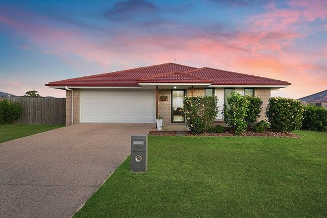 Picture of 45 Kildare Crescent, PARKHURST QLD 4702