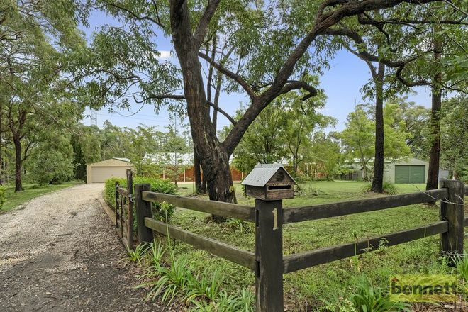 Picture of 1 Turpentine Grove, KURRAJONG NSW 2758