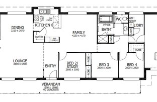 Picture of Lot 20 Pearl Circuit, Valla NSW 2448