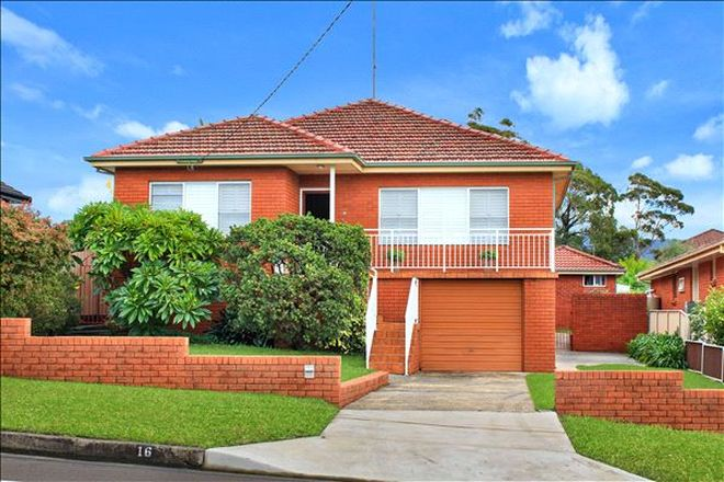 Picture of 16 Burke Road, DAPTO NSW 2530