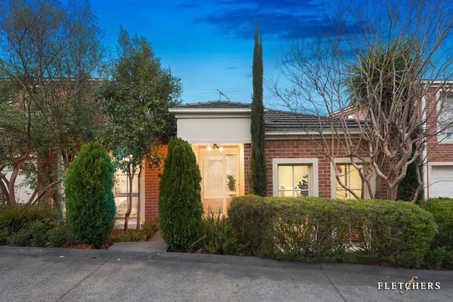 Picture of 5/71-75 Santa Rosa Boulevard, DONCASTER EAST VIC 3109