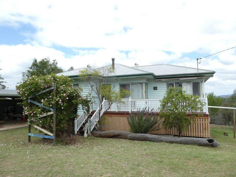 46 COOMBA WATERHOLE ROAD, Maidenwell QLD 4615, Image 0