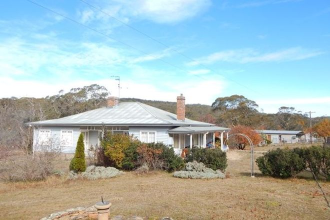 Picture of 4071 Badja Rd, NUMERALLA NSW 2630