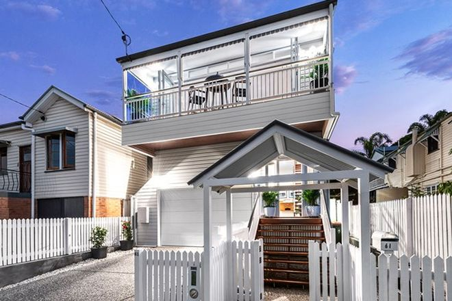 Picture of 61 Broadway Street, WOOLLOONGABBA QLD 4102