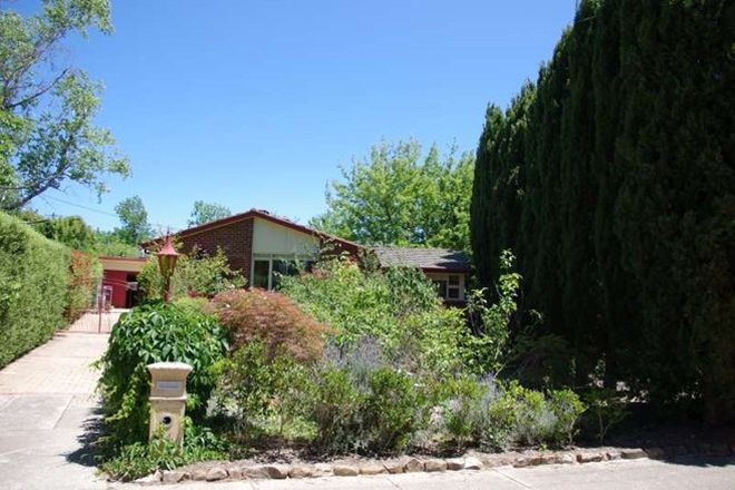 Picture of 14 Dalrymple Street, RED HILL ACT 2603
