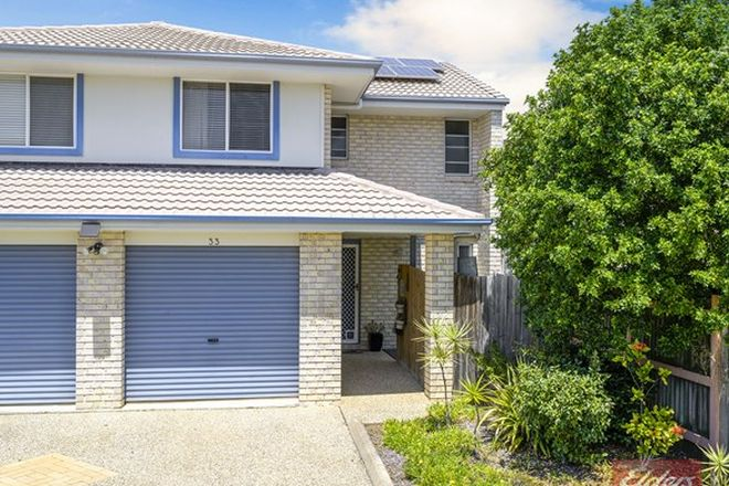 Picture of 33/8 PENINSULA AVENUE, CORNUBIA QLD 4130