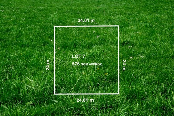 Picture of Lot 7 Wakeful Crescent, DROUIN VIC 3818