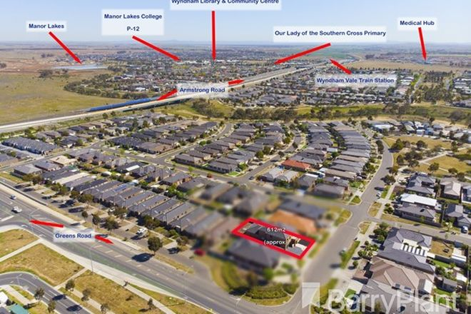 Picture of 3 Burswood  Drive, WYNDHAM VALE VIC 3024
