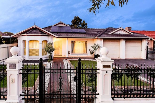 Picture of 5 Thirteenth Avenue, WOODVILLE NORTH SA 5012