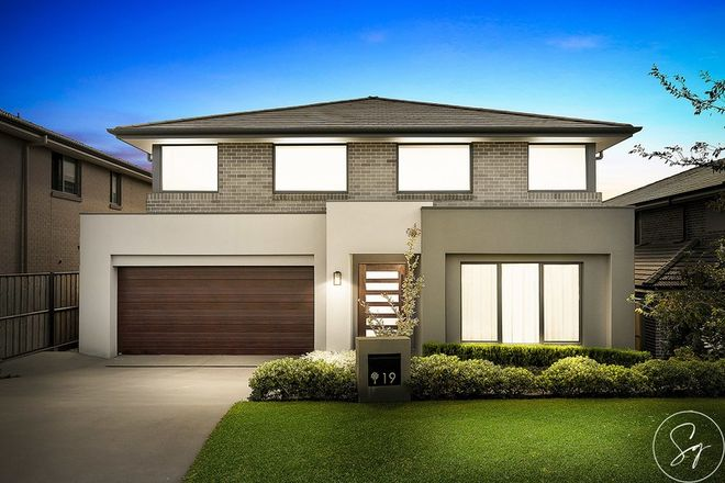 Picture of 19 Crux Street, BOX HILL NSW 2765