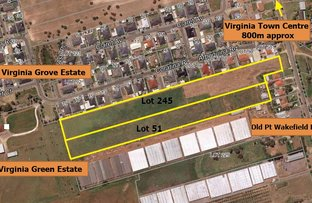 Picture of Lot 51 and Lot 245 Old Port Wakefield Road, Virginia SA 5120